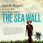 """Poster for the movie """"The Sea Wall"""""""
