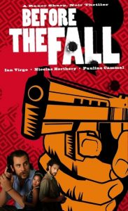 "Poster for the movie ""Before the Fall"""