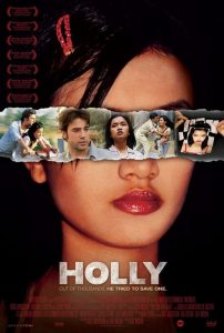 "Poster for the movie ""Holly"""