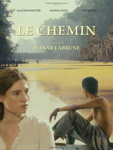 "Poster for the movie ""Le Chemin"""
