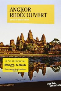 "Poster for the movie ""Angkor redécouvert"""