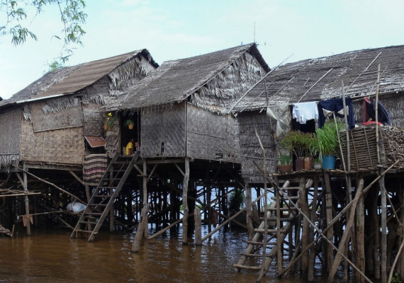 Flooding Village
