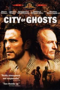 "Poster for the movie ""City of Ghosts"""