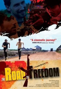 "Poster for the movie ""The Road to Freedom"""