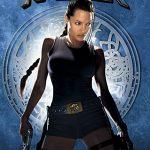 "Poster for the movie ""Lara Croft: Tomb Raider"""