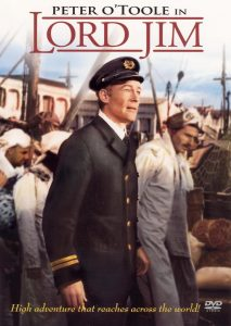 """Poster for the movie """"Lord Jim"""""""
