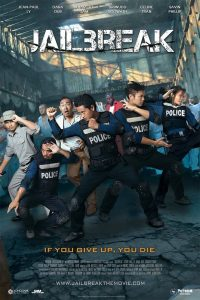 "Poster for the movie ""Jailbreak"""