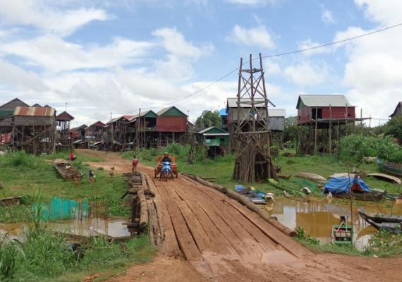 Rural villages & Sceneries